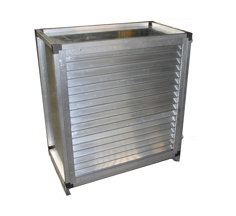 Modified air heating unit serie AO-2