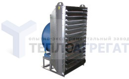 Air heating units models СТД 300 and СТД 300-02